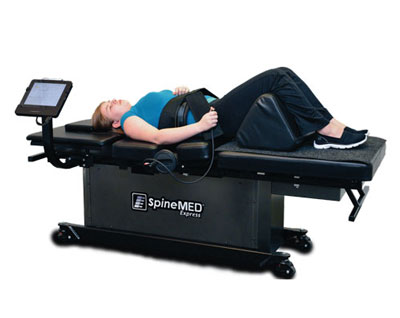Spinemed Table Spine Care Spinal Decompression